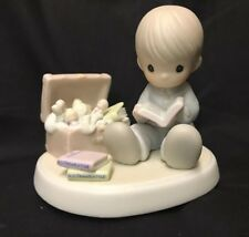 "1997 Enesco Precious Moments ""You Will Always Be A Treasure To Me� Figurine"