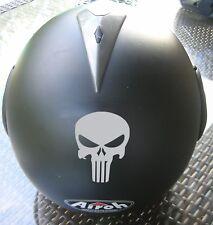 Decal Sticker Reflective Skull Helmet Schoolbag Child Backpack
