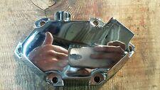 NOS Harley Chrome Transmission Cover 80-86 Shovelhead Evo FXR FLT FLHT 5 Speed