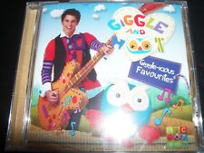 GIGGLE AND HOOT Giggleicious Favourites (Australia) CD – New
