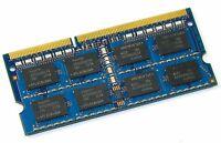 4GB DDR3 (1x4GB) 1600MHz PC3-12800S 2Rx8 SO-DIMM 204-PIN LAPTOP MEMORY RAM