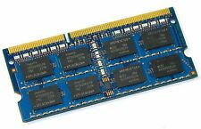 4GB DDR3 (1x4GB) 1600MHz PC3-12800S 2Rx8 SO-DIMM 204-PIN LAPTOP MEMORY RAM