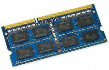 4gb ddr3 (1x4gb) 1600mhz pc3-12800s 2rx8 SO-DIMM 204-pin Laptop RAM MEMORIA