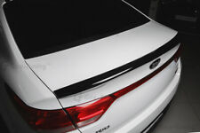Rear Trunk Spoiler for Kia Rio 4 Sedan 2017 2018 2019