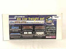 MTH 20-90009 Conrail O Gauge 6-Car Freight Set