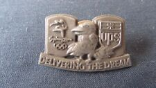 """UPS Sydney Olympic Games Pin Badge """"Delivering The Dream"""" - Rare Badge"""