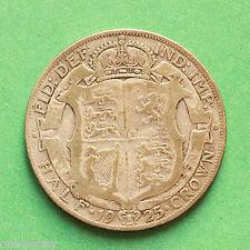 1925 George V Silver Half-Crown SNo20957