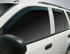 In-Channel Vent Visors for 2004 - 2005 GMC Envoy XUV