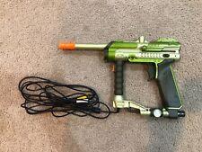 2004 Hasbro Plug and Play Mission Paintball TV Video Game Shooter Gun