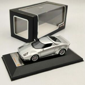 Premium X 1:43 Lancia Stratos 2010 Silver PR0201 Resin Models Limited Collection
