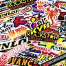 100+ Mix Sticker Racing Decal Moto Sponsor ATV Car Truck Bike Helmet Bumper MX