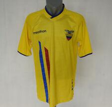 7a524372705 ECUADOR 2003 - 2005 Football   Soccer home jersey Yellow shirt Marathon  Size XL