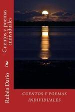 Cuentos y Poemas Individuales by Ruben Dario (2016, Paperback)