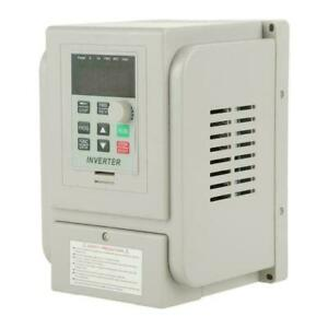 1.5KW 220V Inverter Frequenza Variabile Drive VFD Monofase A Trifase universale