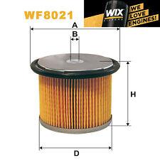 1x Wix Fuel Filter WF8021 - Eqv to Fram C5563