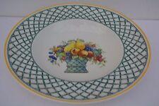 Villeroy und Boch Basket  Pastateller Suppenteller Tiefeteller Teller 30 cm