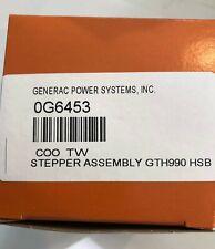 Generac 0G6453 - STEPPER MOTOR ASSEMBLY GTH990 HSB
