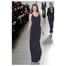 Tommy Hilfiger Runway Collection Black Wool Dress sz 4 nwt