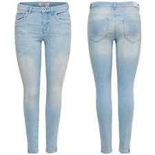ONLY Damen Jeans Hose onlKENDELL REG CRE200 Ankle hellblau denim Sommerjeans NEU