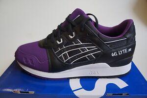 Asics Gel Lyte III 3 Purple Black H5V0L 3390 (Größe 41,5-45)