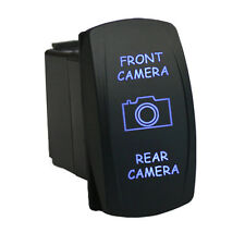 Rocker switch 6B11B2 12V FRONT CAMERA REAR CAMERA Laser  LED blue on-off-on 12V