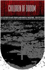 Children Of Bodom Original Concert Poster 11x17 rare 2005 w/ Trivium Amon Amarth