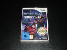 Retro City Rampage DX  Nintendo Wii PAL Import Unopened Sealed 3000 Copies