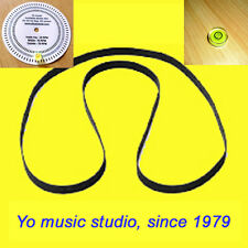 For MICRO SEIKI MB-12 MB-14 MB-16 MB-18 BL-31 BL-41 SOLID5 Turntable belt +GIFTS