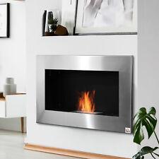 Enjoyable Ethanol Metal Fireplaces For Sale Ebay Interior Design Ideas Greaswefileorg