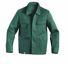 KÜBLER KOMFORT DRESS Arbeitsjacke grün Gr.56 Gärtnerjacke Berufsjacke Jacke 2