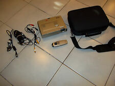 Plus U3-1080 Projector,(complete with remote,carrying case),Bundle,lightweight.