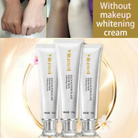 Powerful Instant Skin Whitening Lotion Bleaching Cream For Dark Skin Body New
