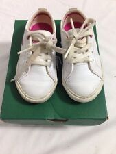 Lacoste Enfant Filles Baskets Taille UK 6/EUR 23 in (environ 58.42 cm) boîte d'origine