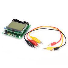 3.7V of inductor-capacitor ESR meter DIY MG328 multifunction transistor tester F