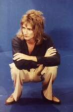 Photo ancienne chanteur : ROD STEWART * 70's