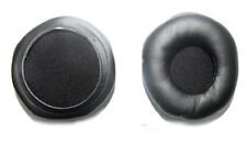 Leather Ear Cushion 50mm Pads for AKG K414 K26P black new