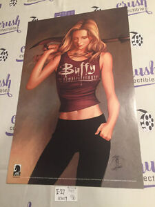Buffy the Vampire Slayer / The Secret Comics Double-Sided 11×17 Poster [I27]
