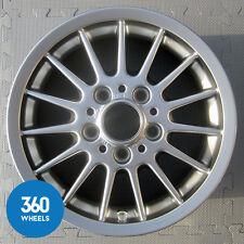 "1 X NEU Original BMW 15"" Radial Spoke 32 Brilliantline Gussrad 36121093891"