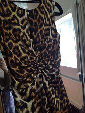 Roberto Cavalie Dress, Leopard Print .. Amazing Look Evening Dress
