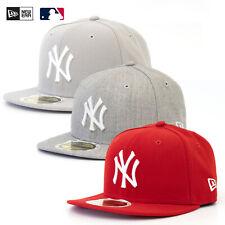 NEW ERA MLB 59Fifty Baseball Cap New York Yankees Fitted Kappe Mütze Kider TOP
