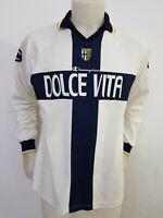 MAGLIA CALCIO SHIRT PARMA MATCH NR.13 SOCCER FOOTBALL ITALY MAILLOT AWAY I90