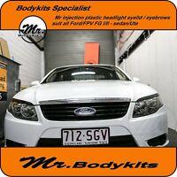 Mr Eye Lid/ Headlight Eyebrows-FG Ford Falcon G6/G6E Turbo/XT/XR Sedan/Ute/Light