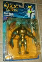"""Quest For Camelot 6"""" BLADE HANDS Action Figure Roto Chopping Action New 1997"""
