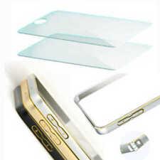 Fundas y carcasas transparentes de metal color principal oro para teléfonos móviles y PDAs
