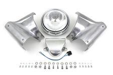 """7"""" Headlamp Cowl Kit Shovelhead 4-Speed Dresser Rigid 74"""" Bobber FL 1960-1984"""