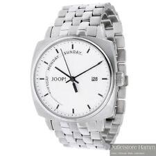 JOOP! Uhr Retro Analog JP100521F07 elegante Herren Armbanduhr Edelstahl