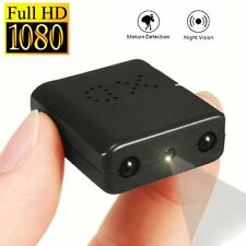 Ultra Mini HD 1080P IR-CUT Hidden Camera Cam DVR DV Video Camcorder Night Vision
