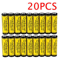 20PC 14500 (AA) Battery 3.7V 1200mAH Li-ion Rechargeable Batteries for LED Torch