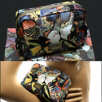 VALENTINO GARAVANI Ladies ROCKSTUD BUTTERFLY CLUTCH BAG w/ Box