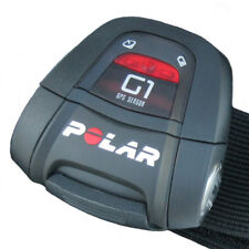 POLAR G1 GPS Sensor & Strap w/ manual & tote sack ~ NEW ~ For rs300x, FT60, FT80
